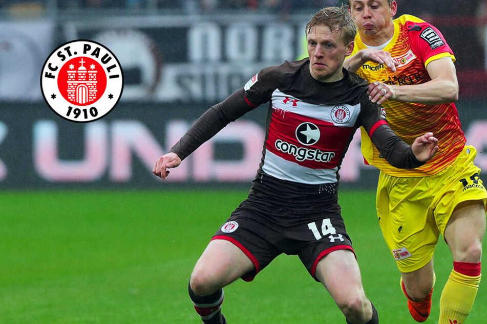 Mats Möller Daehli bleibt beim FC St. Pauli