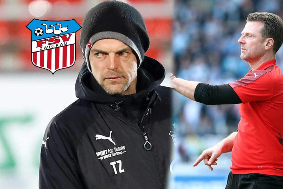 Jetzt ist es raus! FSV-Coach Ziegner bleibt in der 3. Liga
