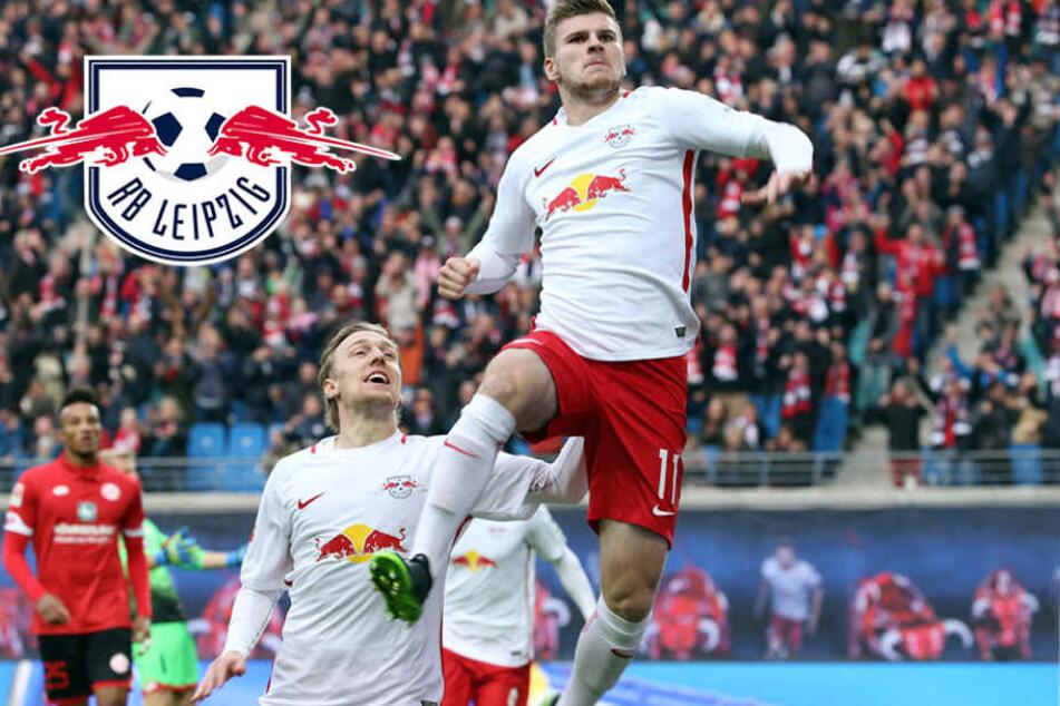 RB Leipzig testet gegen Ajax Amsterdam