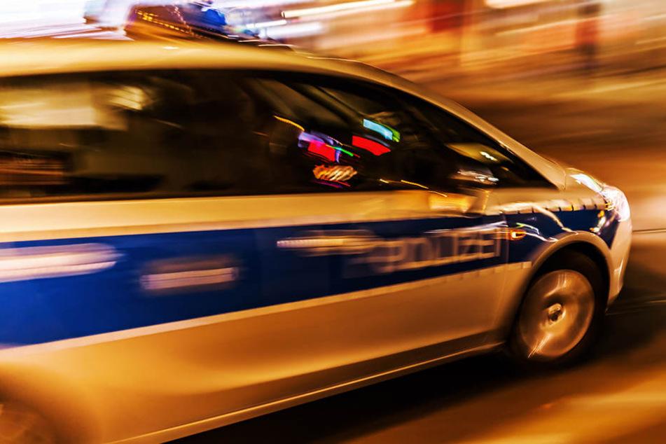 Die Polizei konnte den Dieb nach einer wilden Verfolungsjagd fassen. (Symbolbild)