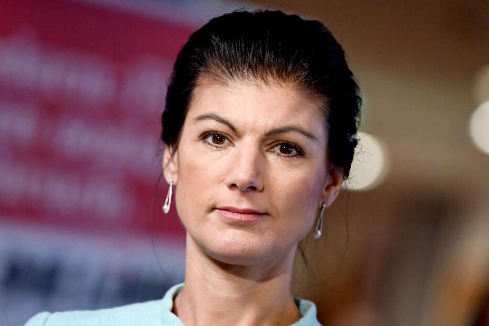 Sahra Wagenknecht (49) tritt nicht mehr für das Amt des Fraktionsvorsitzes der Linken an.