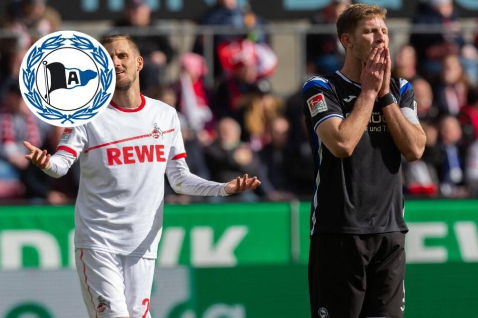 """Katastrophales Spiel!"": DSC-Kicker nach Köln-Klatsche mega frustriert"