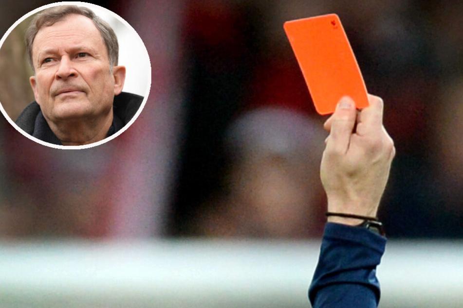 DFB-Sportrichter Lorenz: Darum wird die Bundesliga immer fairer
