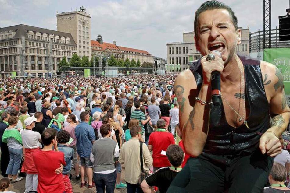 Am Wochenende platzt Leipzig aus allen Nähten