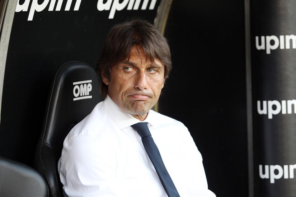 Conte Antonio, Trainer von Inter Mailand, hat sich geäußert.