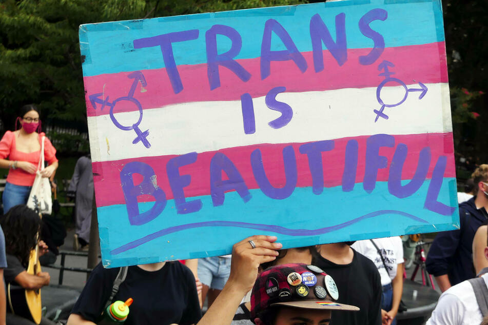 White House sends clear message to states attacking trans rights