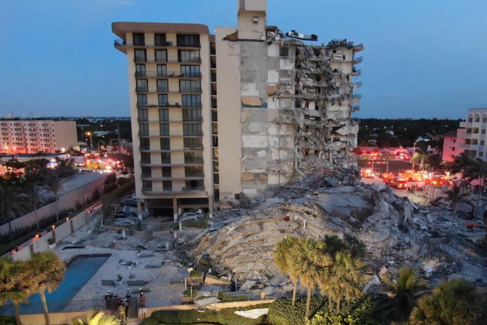 Surfside building collapse: State of emergency declared
