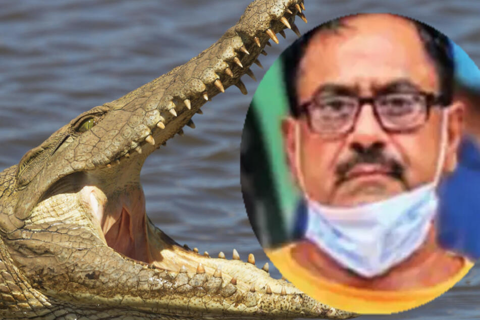 Arzt soll mehr als 100 Menschen getötet und an Krokodile verfüttert haben
