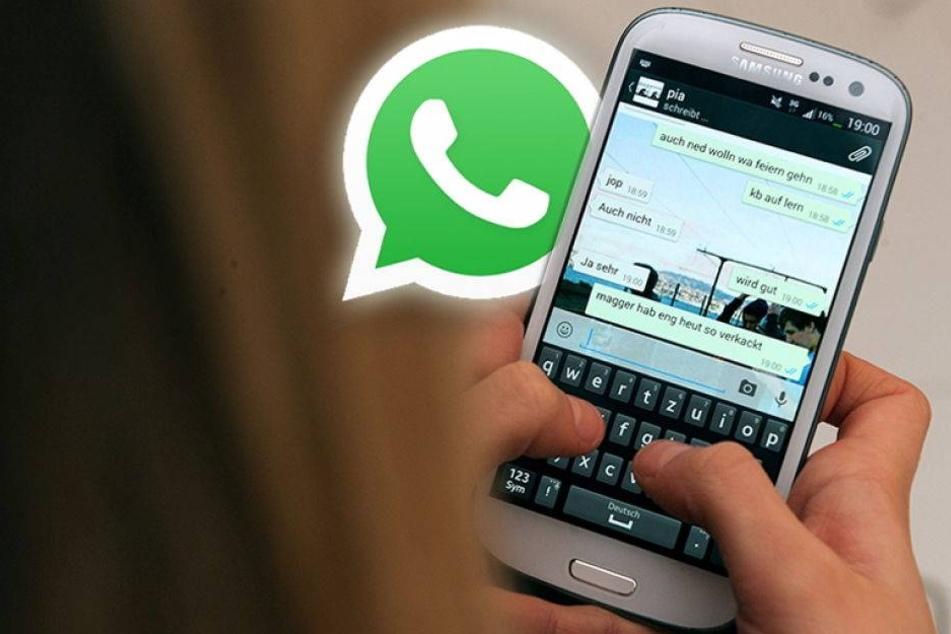 Schwere Störungen bei Whatsapp in Deutschland