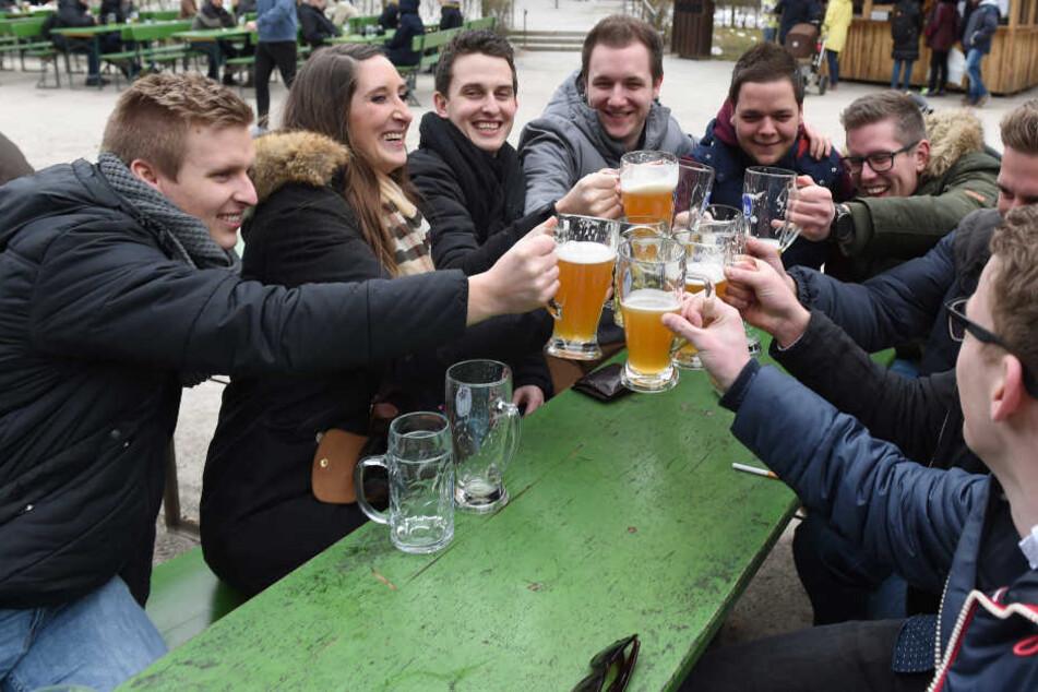 Die Menschen in Bayern sind zufriedener als der Bundesdurchschnitt. (Symbolbild)