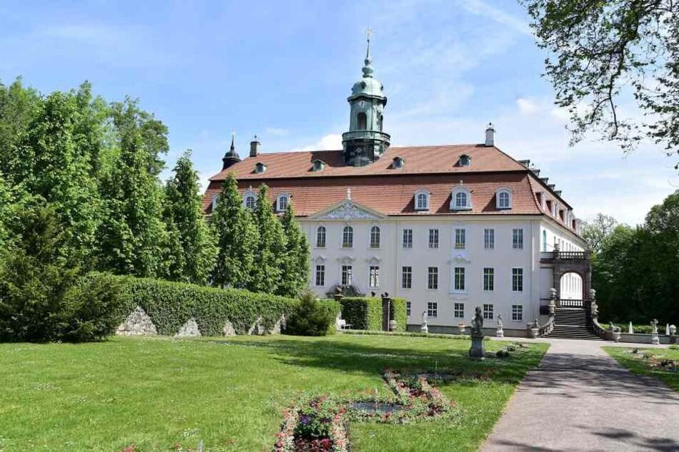 Schloss Lichtenwalde.