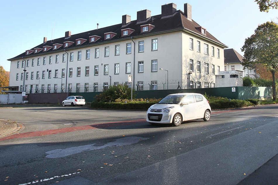 In der Hammersmith-Kaserne lebten früher britische Soldaten.