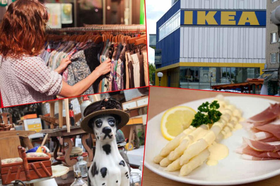 Flohmarkt, Bierfest oder Ikea-Party? Hier kommen unsere Tipps für Samstag!