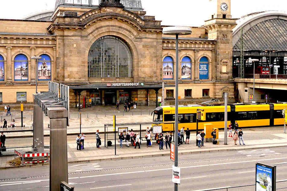 Polizei Dresden: Schwarzfahrer hatte Allerlei im Gepäck