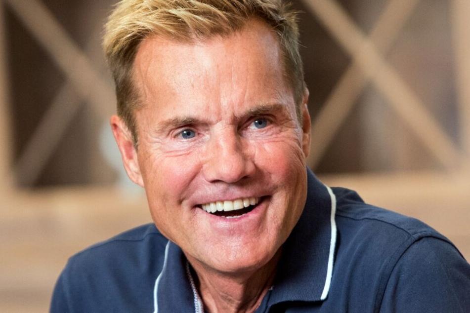 Dieter Bohlen ist Sänger, Komponist und Musikproduzent.