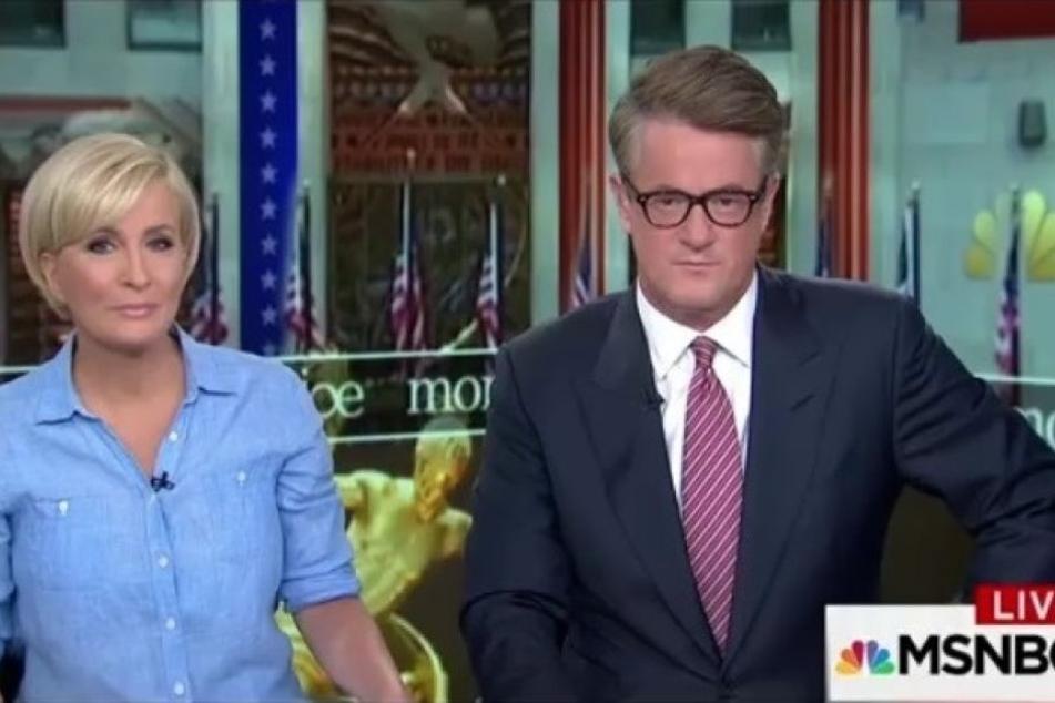 Die Moderatoren Mika Brzezinski und Joe Scarborough wehren sich gegen Donald Trump.