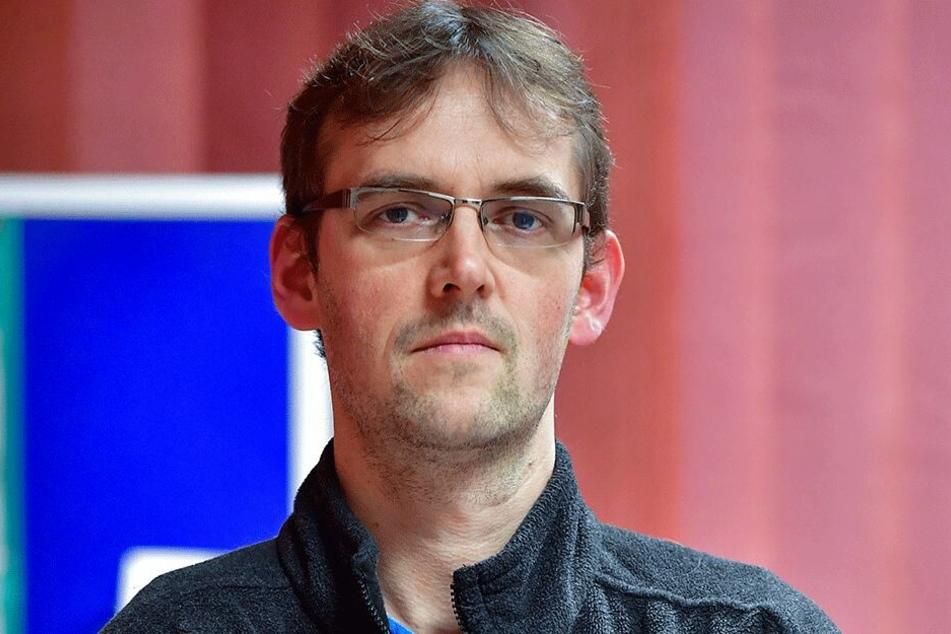 Neu für die Linken geht Tim Detzner (39) ins Rennen.
