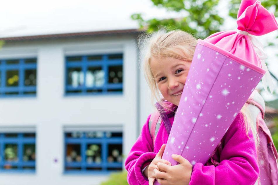 """Am Montag beginnt wieder für viele Kinder der """"Ernst des Lebens"""". Beim Versüßen der Einschulung hilft eine Zuckertüte - nur nachhaltig sollte sie sein (Symbolbild)."""