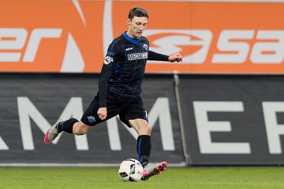 Zur Saison 2015/16 kam Christian Bickel von Hansa Rostock nach Paderborn.