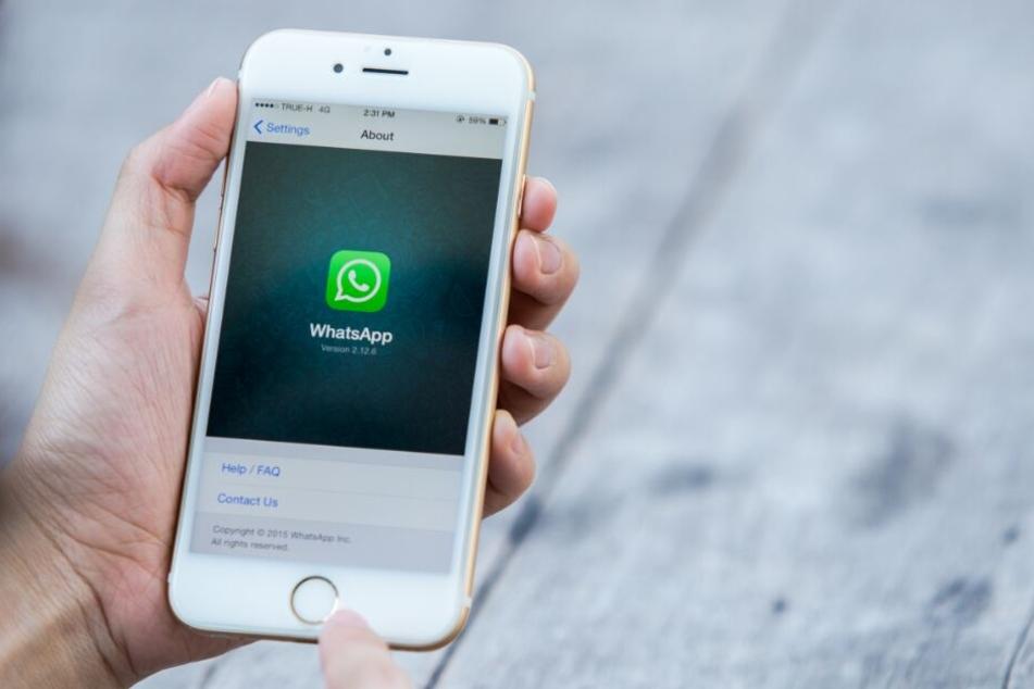 Ob WhatsApp wirklich sicher ist, ist wissenschaftlich nicht bewiesen. (Symbolbild)