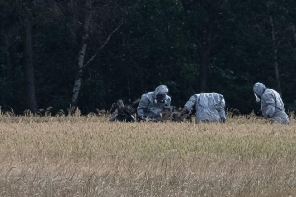 Tödlicher Bundeswehr-Hubschrauber-Absturz: Umstände noch immer nicht geklärt
