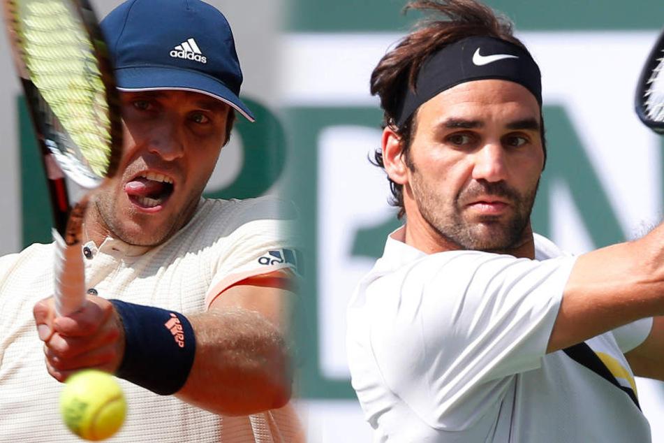 Duell in Stuttgart: Trifft Zverev früh auf Federer?