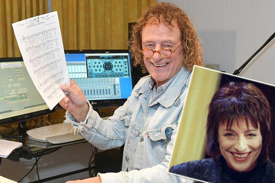 Bruder von Schlager-Star Ina-Maria Federowski schreibt Radeberg einen Song
