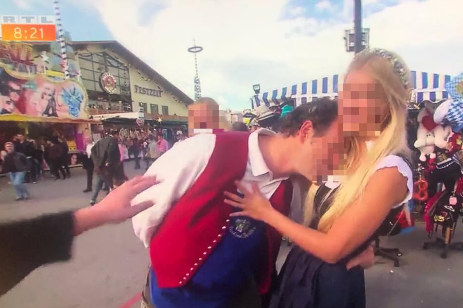 """""""Ekelhaft"""": Zuschauer schockiert über RTL-Dirndl-Test auf dem Oktoberfest"""