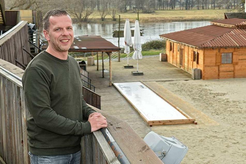 Trotz Wohnungs-Neubau an der Elbe: Citybeach macht weiter