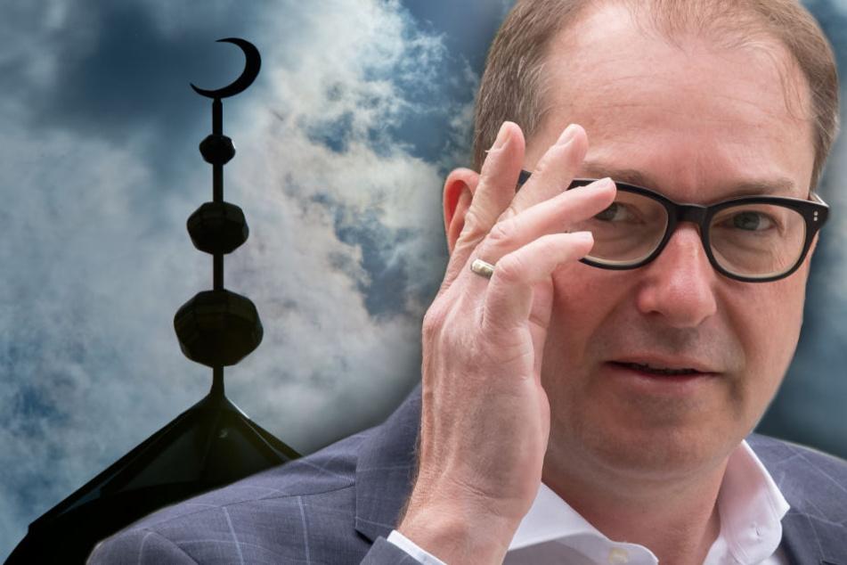Dobrindt stärkt CSU-Kollege Seehofer den Rücken und sorgt für neue Spitze. (Bildmontage)