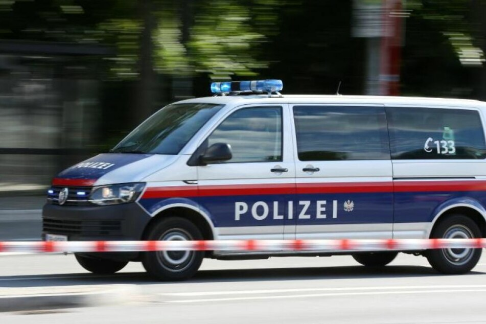 Die Salzburger Polizei war mit einem Großaufgebot vor Ort. (Symbolbild)