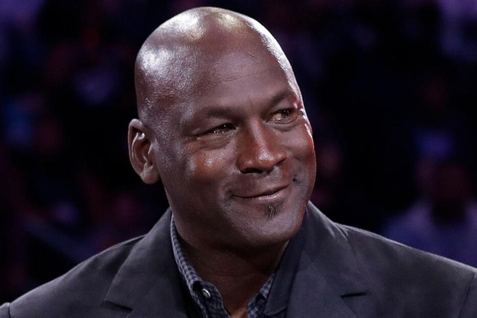 Für Michael Jordan war Kobe wie ein Bruder.