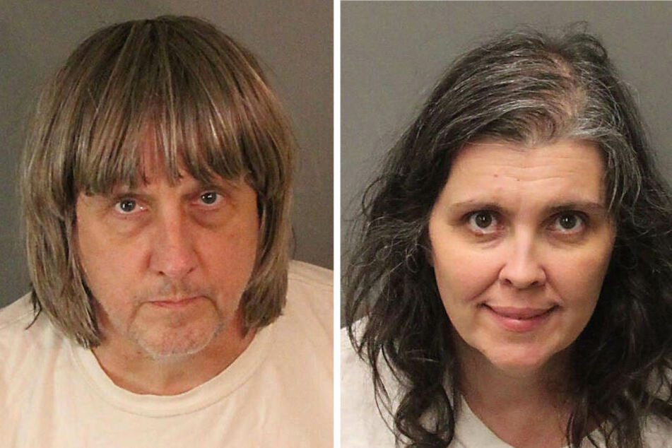 Die vom Büro des Bezirkssheriffs in Riverside zur Verfügung gestellten Fotos zeigen ein Ehepaar aus Kalifornien.