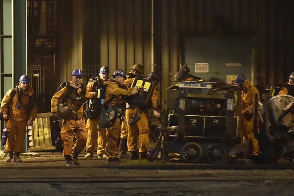 In einem Steinkohlebergwerk im Osten Tschechiens ist es zu einer Explosion gekommen.