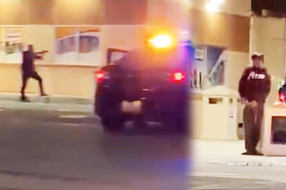 """Polizist erschießt Obdachlosen (†): """"Er hätte eine Waffe haben können"""""""