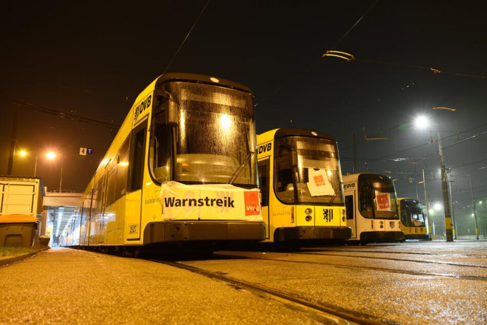 Alle Bahnen standen am Donnerstag bis 19 Uhr still.