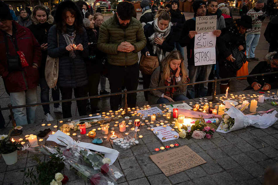 Mann freut sich über Anschlag in Straßburg: Zwei Monate Knast!