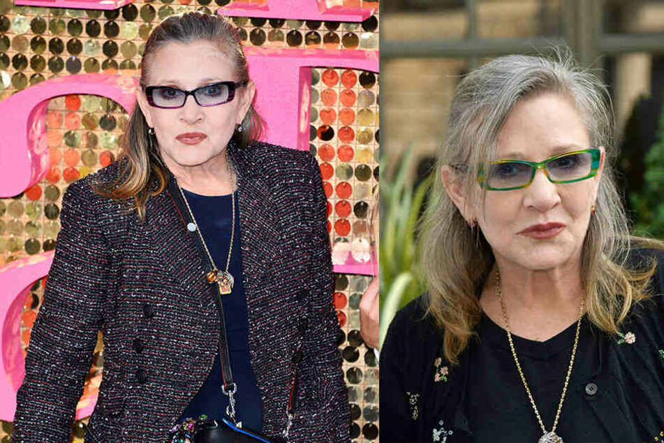 Auf einem Flug nach Los Angeles hat Schauspielerin Carrie Fisher einen Herzanfall erlitten.
