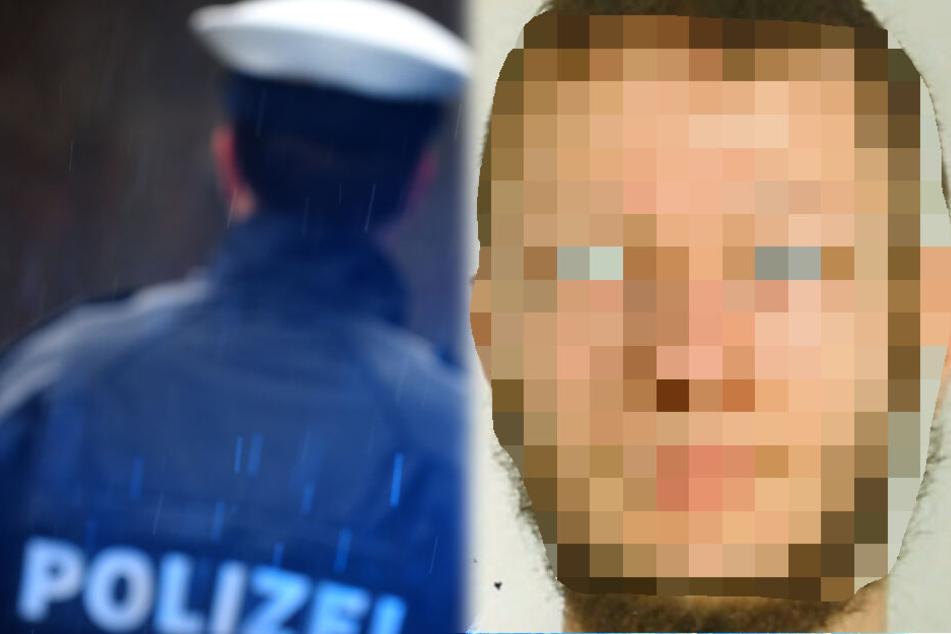 Polizisten finden Vermissten gerade noch rechtzeitig