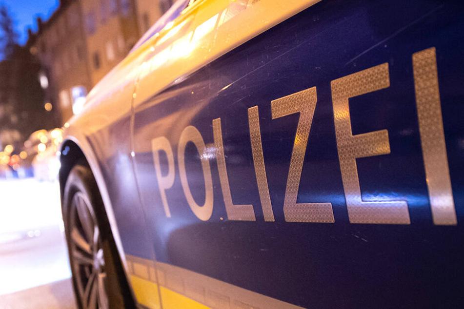 Eine Polizeistreife stellte die Männer (Symbolbild).