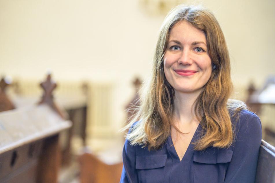 Nina-Maria Mixtacki: Sachsens jüngste Pfarrerin liebt Yoga und den Glauben