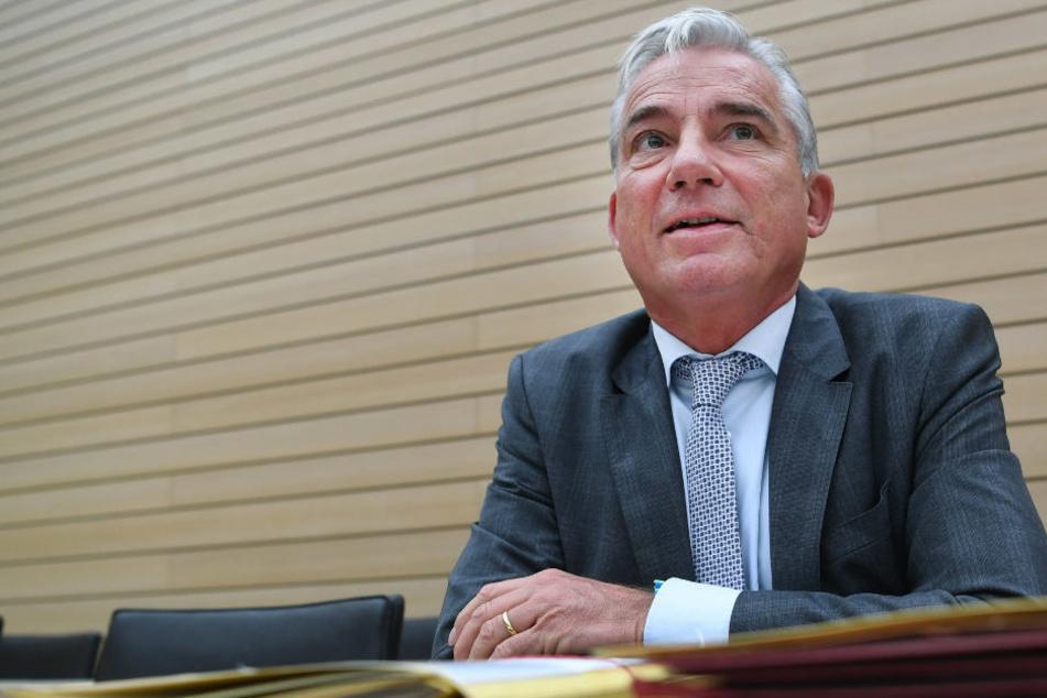 Will verhindern, dass die Kommunalwahl wiederholt werden müsste: Thomas Strobl.