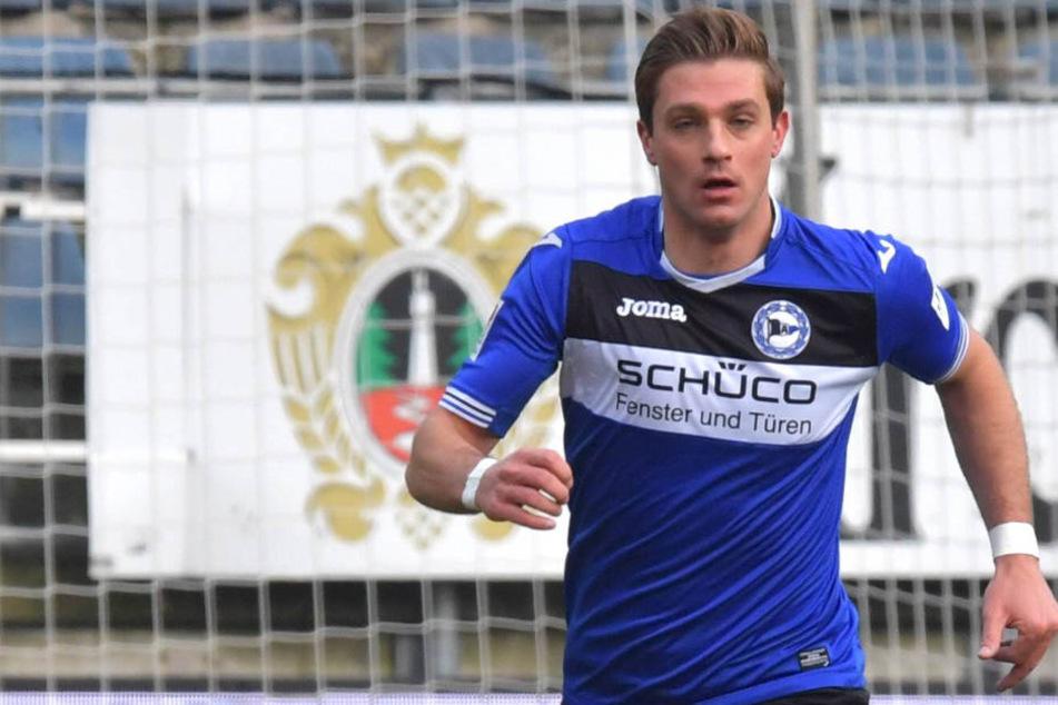 Gegen den 1. FC Heidenheim macht Tom Schütz sein 100. Zweitligaspiel.