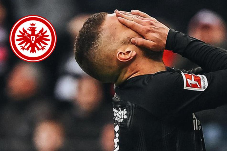 Abserviert: Eintracht Frankfurt verliert 1:3 gegen den FC Augsburg