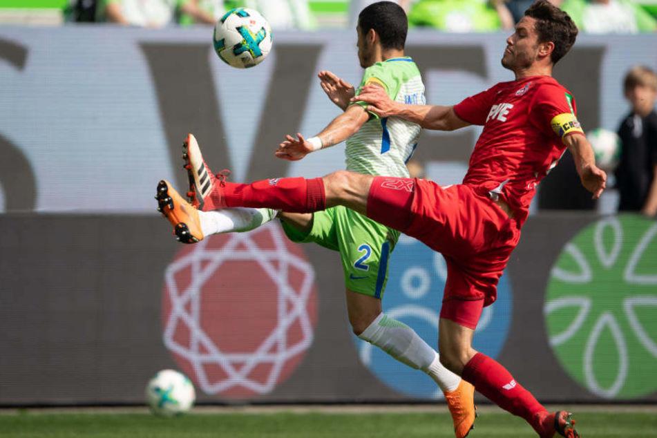 Das  Traumtor von FC-Kapitän Jonas Hector konnte die Kölner Niederlage auch nicht verhindern.
