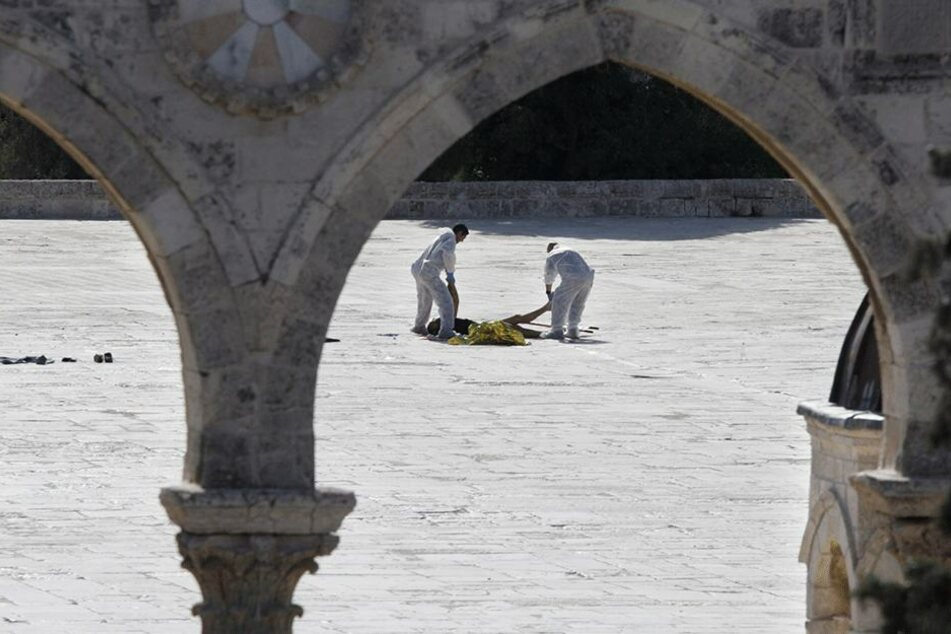 Mehrere Verletzte bei Schießerei auf Jerusalemer Tempelberg