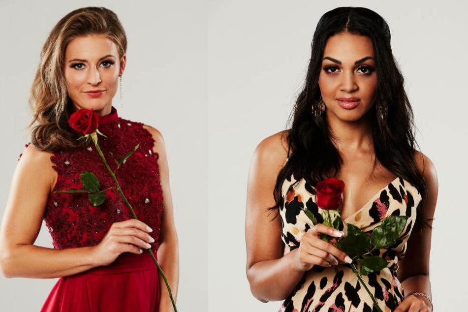 Am Ende bekommen Birgit (l.) und Jenny-Fleur keine Rose.