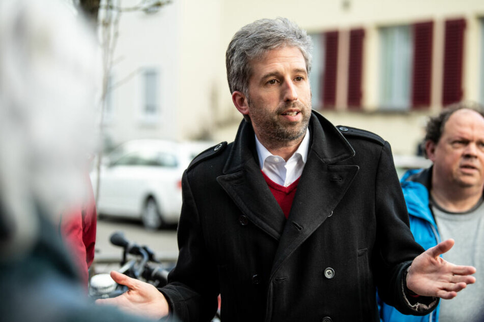 Boris Palmer (47) ist seit 2007 Oberbürgermeister von Tübingen.