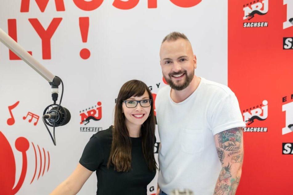 Anna Schmidt (28) ersetzte Franzi beim Leipziger Radiosender. Ab 1. Januar 2020 ist ihr neuer Kollege Julian schon weg.