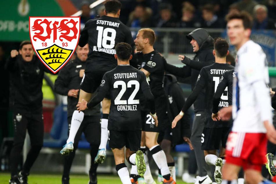 Nach Pokal-Erfolg gegen HSV: Ist der VfB Stuttgart zurück in der Spur?